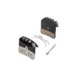 Накладки за спирачки Shimano  H03C metal Ice-Tec for Saint, Zee, XT 8020