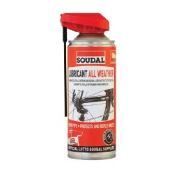 Смазка за велосипед  SUDAL ALL WEATHER LUBRICANT 400ML