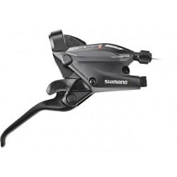 Команда комбинирана к-т Shimano ST-EF505 Gear/Brake Lever right 9-speed black (2020)