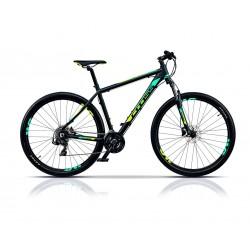 Велосипед Cross GRX 7 HDB Черен 2022