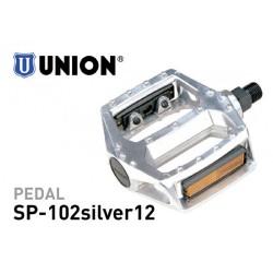 Педали алуминиеви за тънка ос SP-102 S 1/2