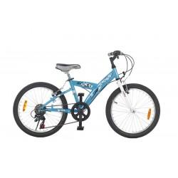 велосипед cross rocky 24